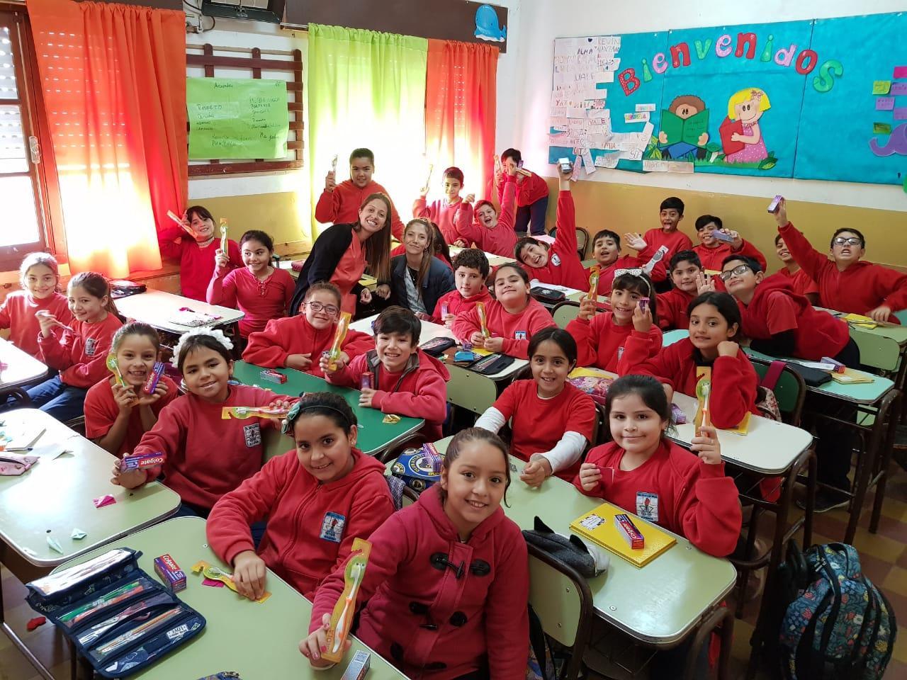 Municipalidad organiza Talleres de Salud Bucal
