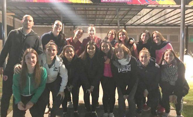 Handball: Municipalidad ganó y está en semifinales del Nacional