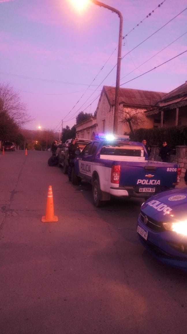 Esta mañana: cinco detenidos por tenencia de cocaína y anfetaminas