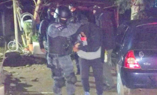 Cuatro allanamientos, dos detenidos y kioscos de drogas cerrados en Alta Gracia