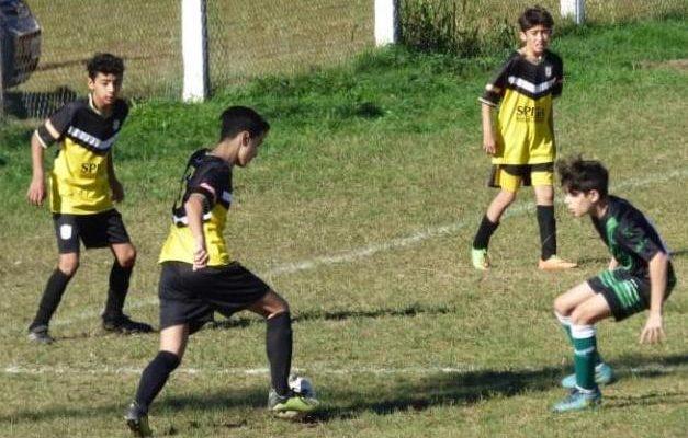 Deportivo Norte barrió en fútbol y en básquet