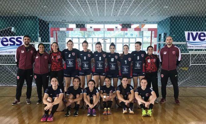 Handball Nacional: Municipalidad y Anglo juegan hoy por Cuartos de Final