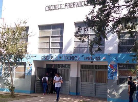 """En el IPEM 132 """"Paravachasca"""" eligen autoridades para Centro de Estudiantes"""