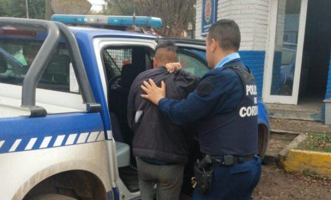 Anisacate: intentaron usurpar un lote y terminaron a las piñas