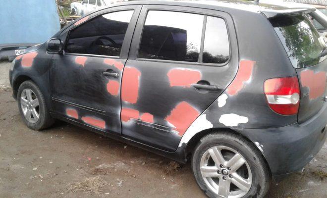 La Bolsa: intentó robar un auto de un taller y fue detenido