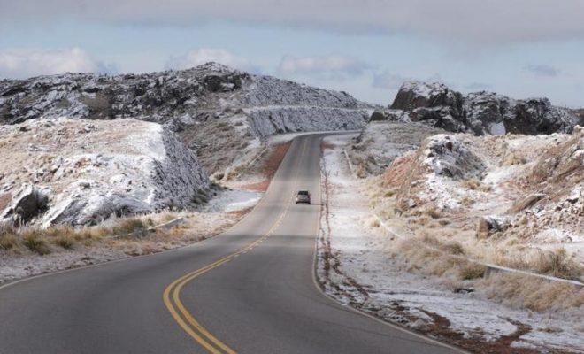 Ingresa una ola polar: ¿Se viene la primera nevada?
