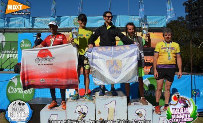 Pepe Margaría volvió a ganar en el Trail Running 2019