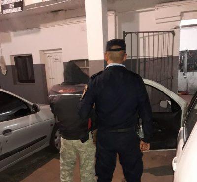 Robo con arma de fuego: fue detenido, tiene 17 años