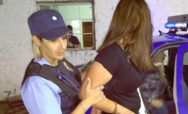 Una chica de 17 años detenida tras robar bebidas en un maxi kiosco