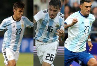 Dybala, Saravia y Suárez, los cordobeses convocados por Scaloni para la Copa América