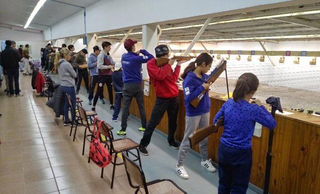 Tiradores juveniles de Alta Gracia brillaron en Córdoba