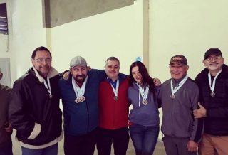 Tiro: nueve podios para altagracienses en La Rioja