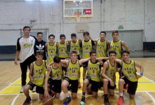 Basquet: Deportivo Norte y Macabi quedaron a mano
