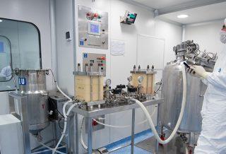 La ONU premió al Laboratorio de Hemoderivados de la UNC