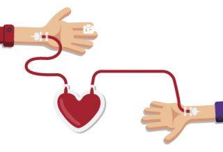 Donar sangre. Compartir la vida.