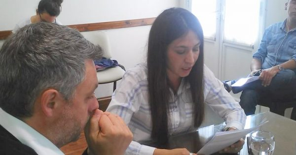 Facundo Torres destituyó a Daniela Ferrari del Consejo de la Mujer