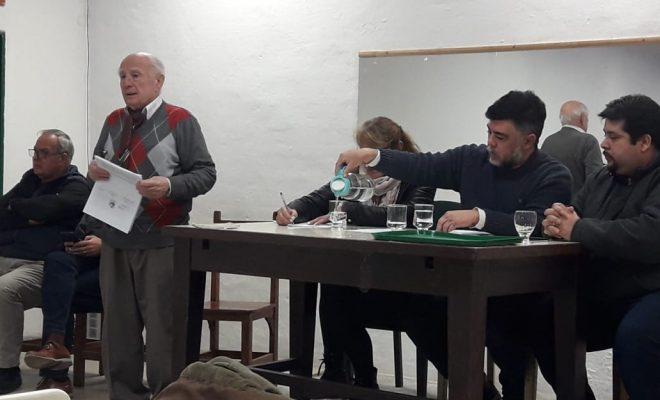 Villa Los Aromos: asamblea con reclamos, insultos y rechazo del ejercicio contable