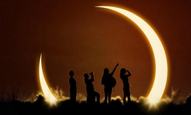 Villa San Isidro invita a disfrutar del eclipse de sol