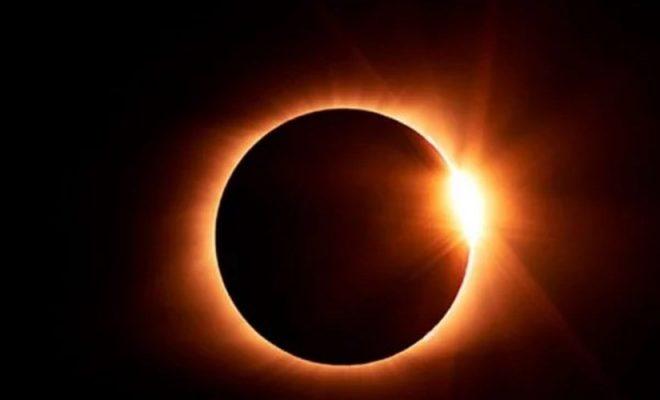 El gran eclipse solar en la Argentina