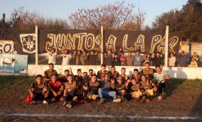 Deportivo Norte volvió a ganar, gustar y golear