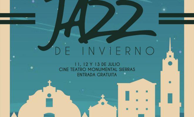Alta Gracia se prepara para el 5º Festival de Jazz de Invierno