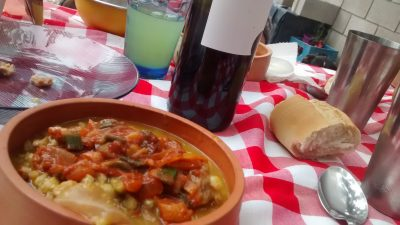 Villa San Isidro ya palpita la Fiesta Provincial del Locro