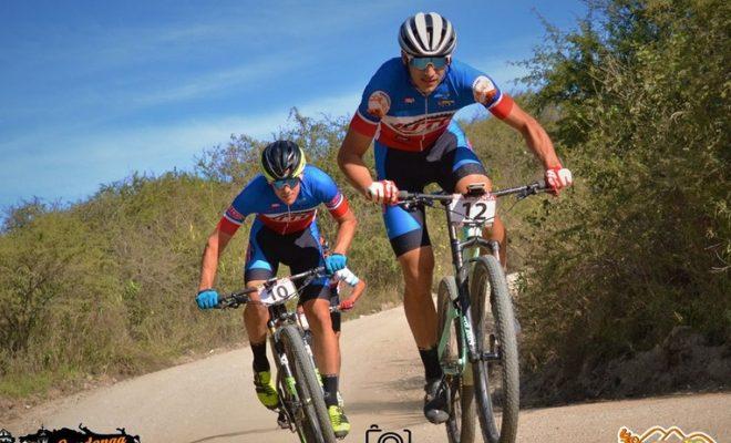 MTB: Oviedo y Plomer hicieron podio en la Copa Carlos Paz