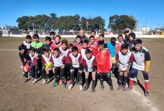 Rosario Central continúa hoy probando jugadores en Alta Gracia