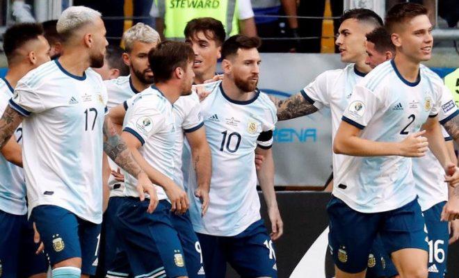 Copa América: Argentina se juega su pase a semis ante Venezuela
