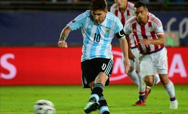Fútbol internacional: jornada doble a pura Selección Argentina