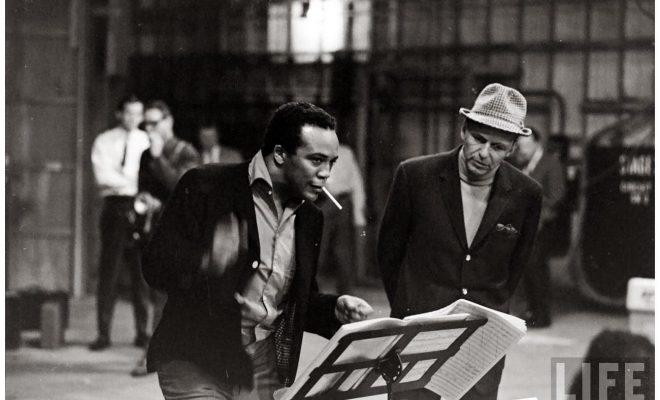 Sinatra y los negros