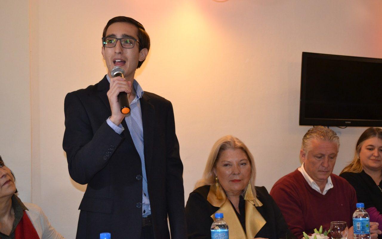 Plenario de la Coalición Cívica ARI en nuestra ciudad