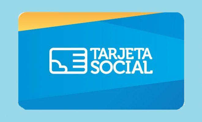 TARJETA SOCIAL: cobro del mes de julio