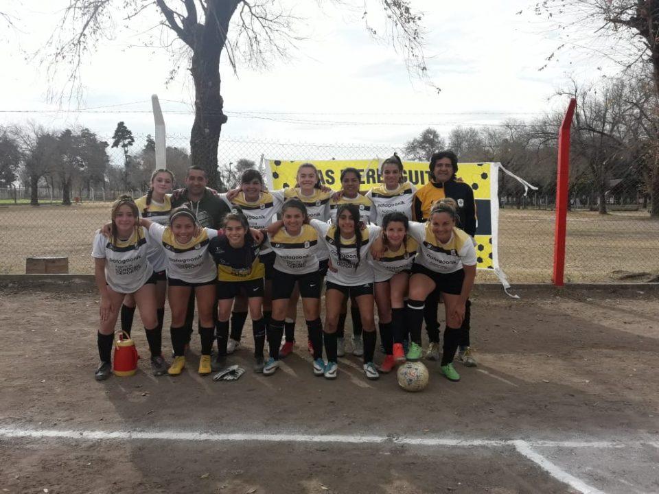 Las chicas del Deportivo Norte
