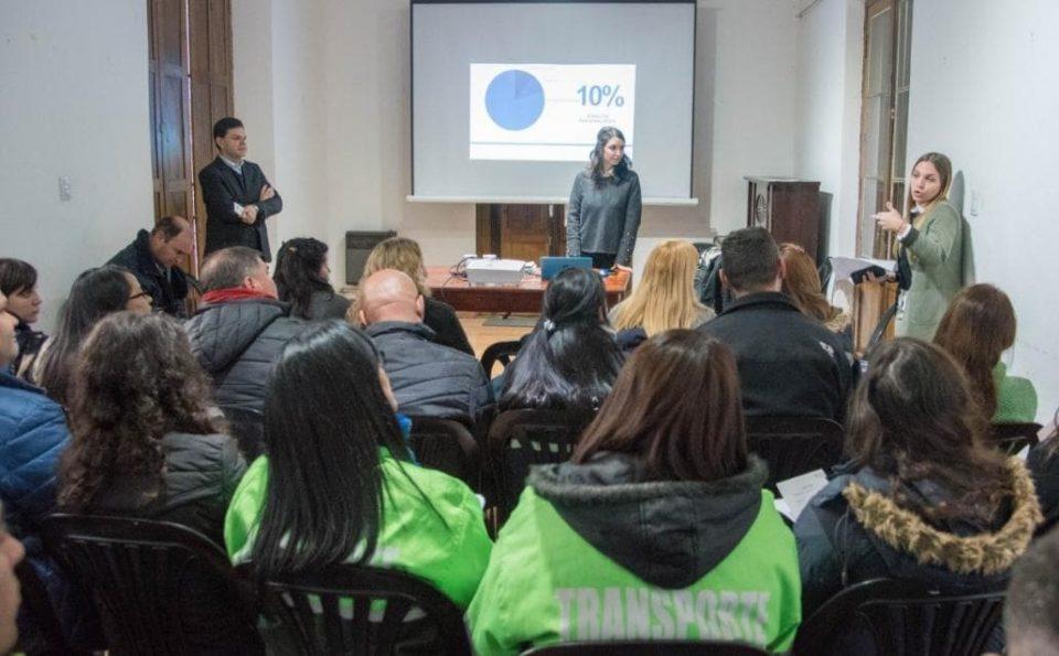 Continúa el Plan de Capacitación para empleados municipales