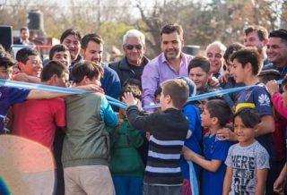Fueron inauguradas las nuevas instalaciones del Club Colón
