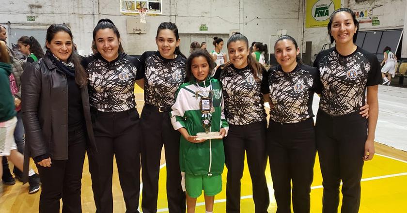 Córdoba le ganó a Río Cuarto y se coronó campeón del Provincial de Basquet Femenino