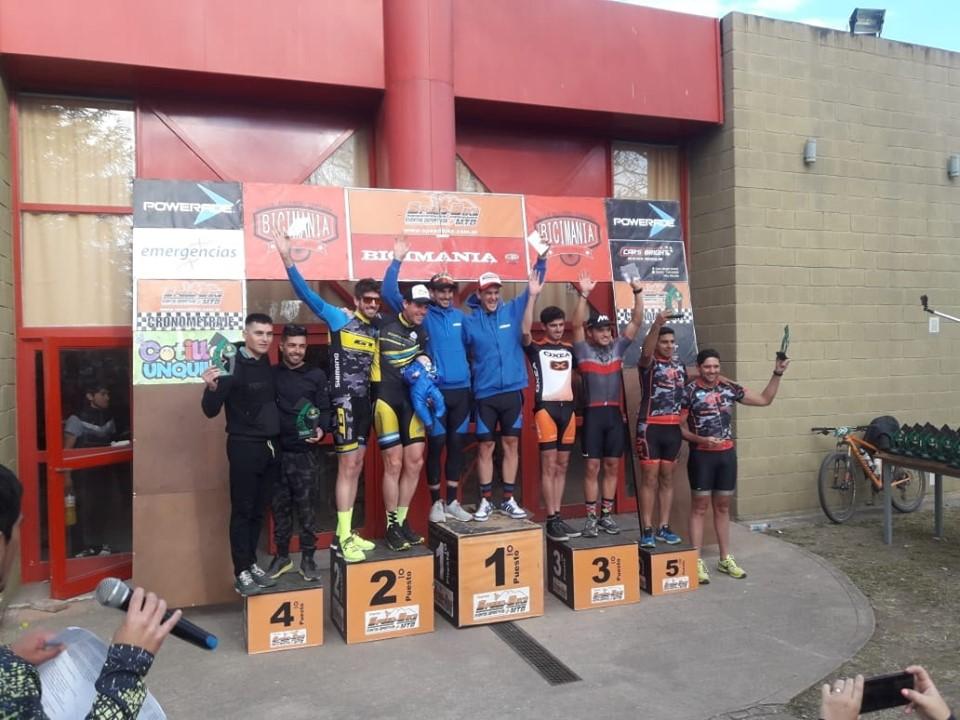 Lito Oviedo y Joaco Plomer ganaron llegan afiladísimos al Transmontaña