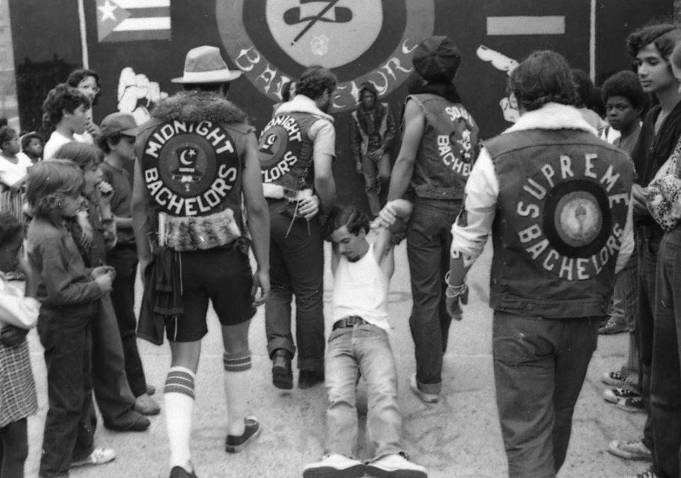 La pandilla que pacificó Nueva York