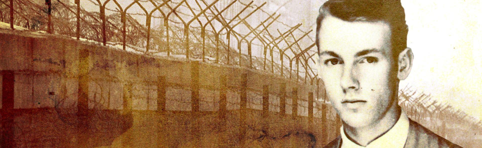 El primer mártir del Muro de Berlín