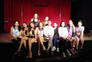 Pole Sport: gran actuación de las chicas de Academia Ave Fénix