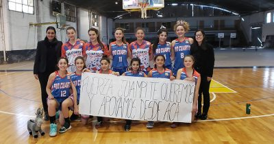 Córdoba y Río Cuarto lideran en el Provincial de Basquet Femenino