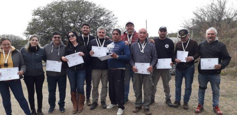 Buena jornada de Tiro Deportivo en el Torneo Social Anual
