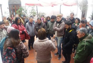 Desde Alta Gracia, apostando al Turismo Religioso
