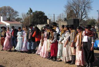 Santa Ana festejó a lo grande sus Fiestas Patronales
