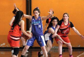 Gran Torneo Internacional de Basquet Femenino en Deportivo Norte