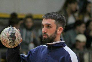 Gonzalo Sánchez llevará a Europa el handball de nuestra ciudad