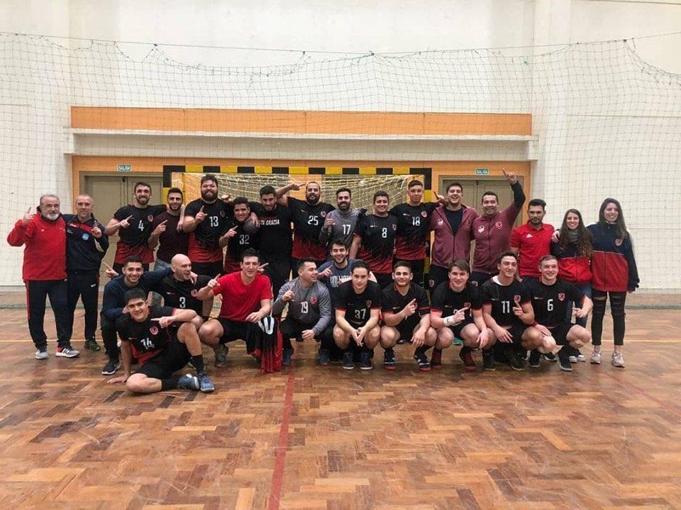 Municipalidad volvió a consagrarse Campeón de Handball