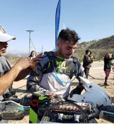 Enduro: Juani Salgado en la Pre Selección Argentina para el Latinoamericano