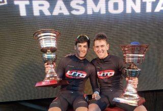 Tremendo: Lito Oviedo y Joaquín Plomer brillaron en el Transmontaña